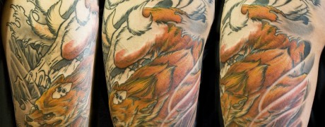 session 2 kitsune